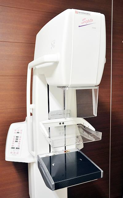 乳腺エコー(超音波検査)