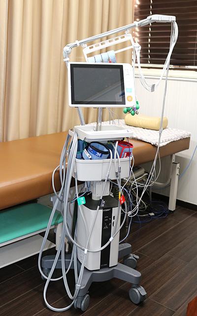 動脈硬化・動脈閉塞検査機
